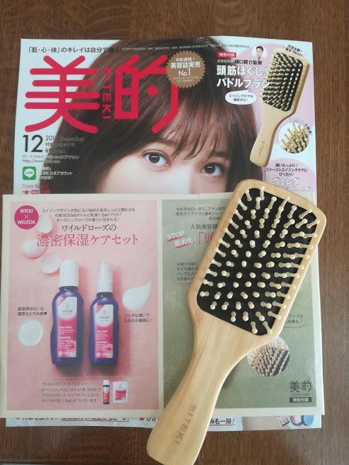 書店から美的が消えた!?美容家樋口賢介のパドルブラシ人気すぎる!